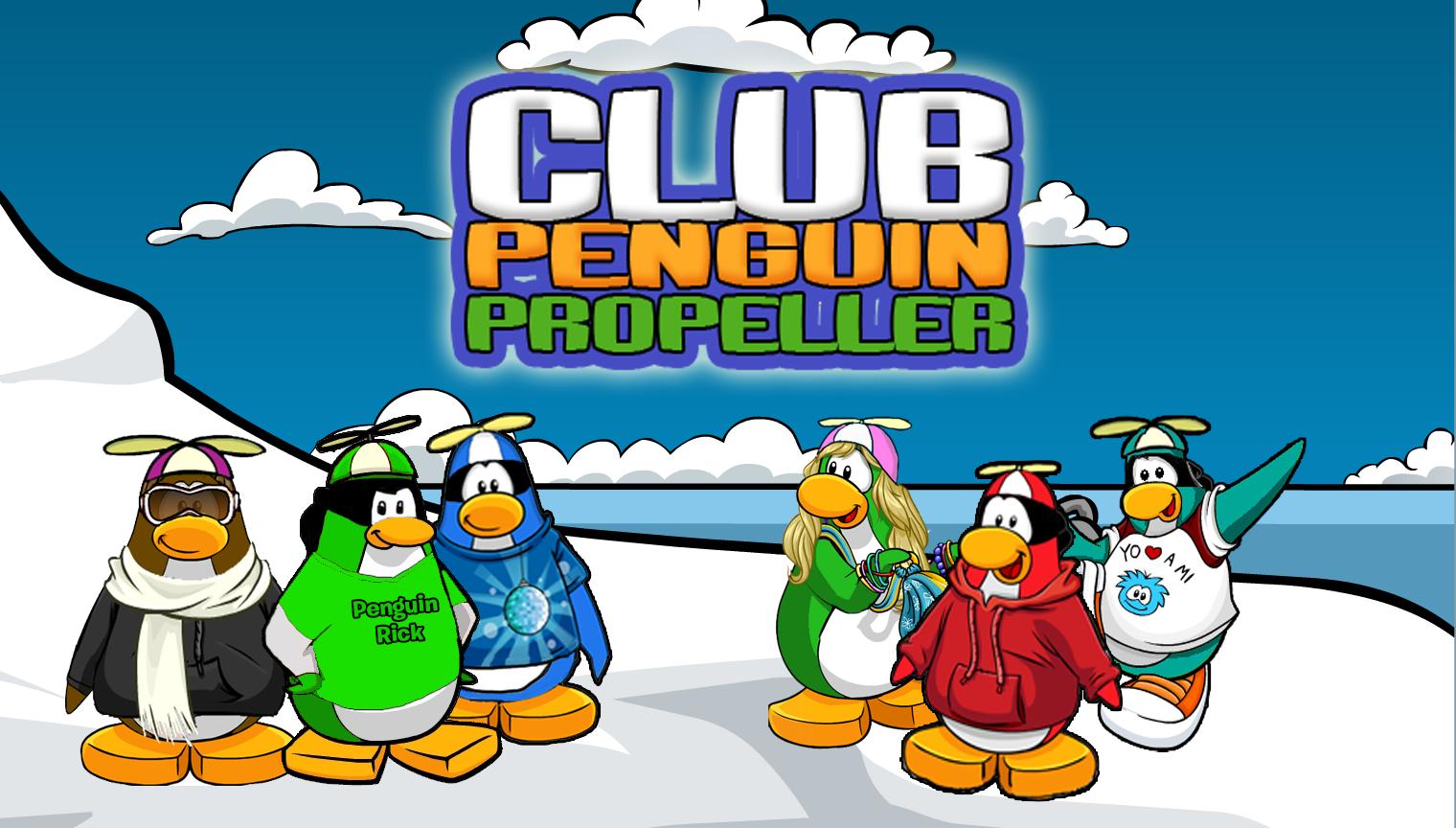 H Club Penguin ¡Nuevos Wallpa...