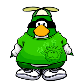 Penguin Rick New
